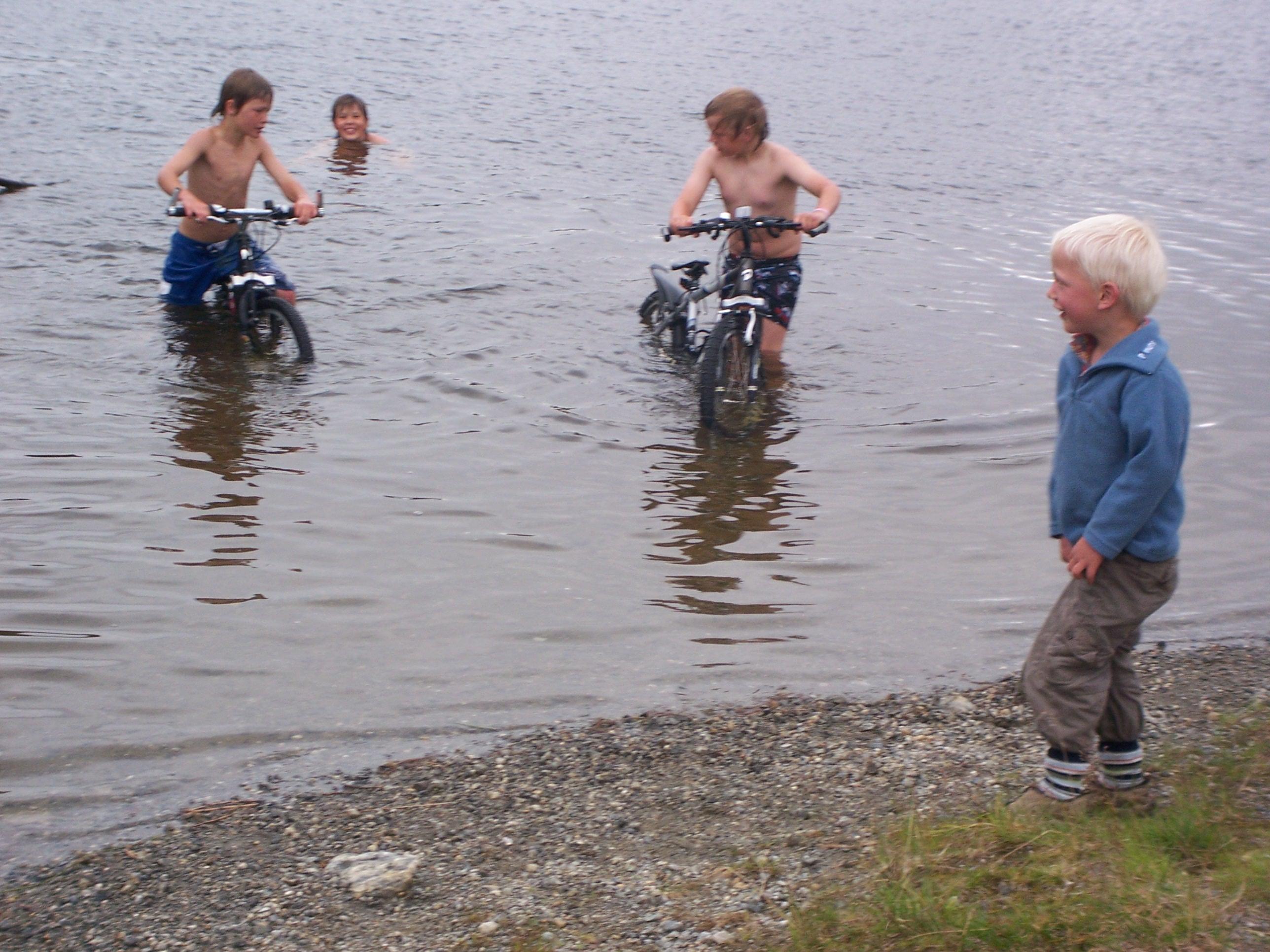 badeplassen Tunnetjern